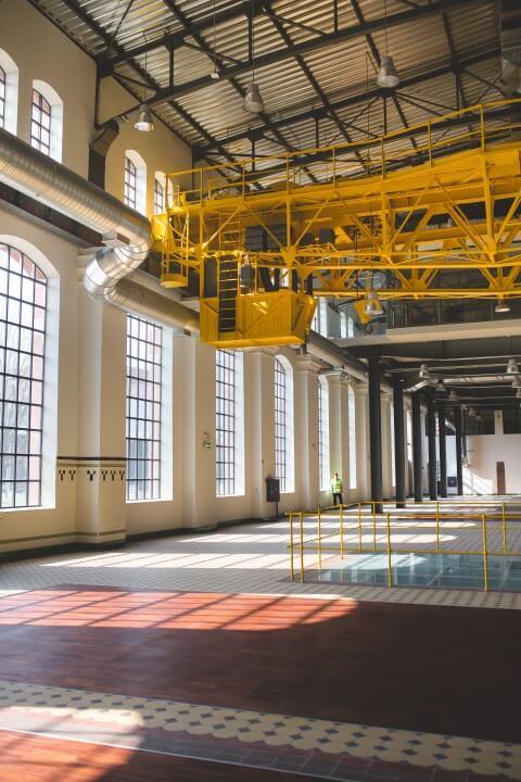 Pintura industrial - Decoraciones Montoya
